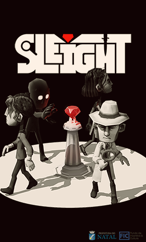 SLEIGHT - Nerve Wracking Espionage Party Game